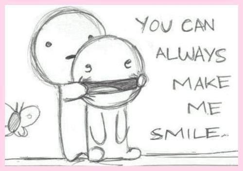 Siempre me Haces Sonreír!!!