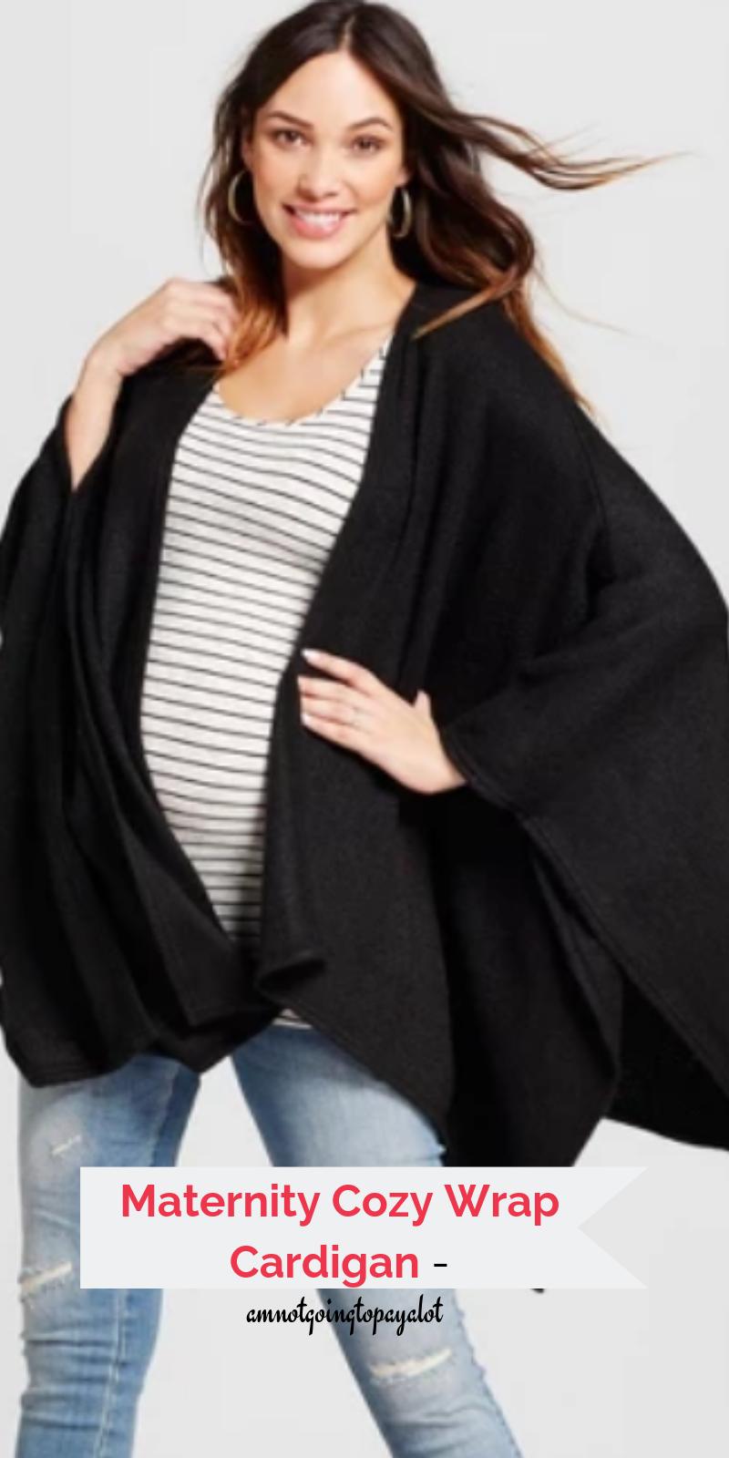 f480ac93b94 Maternity Cozy Wrap Cardigan - Isabel Maternity™ by Ingrid & Isabel ...