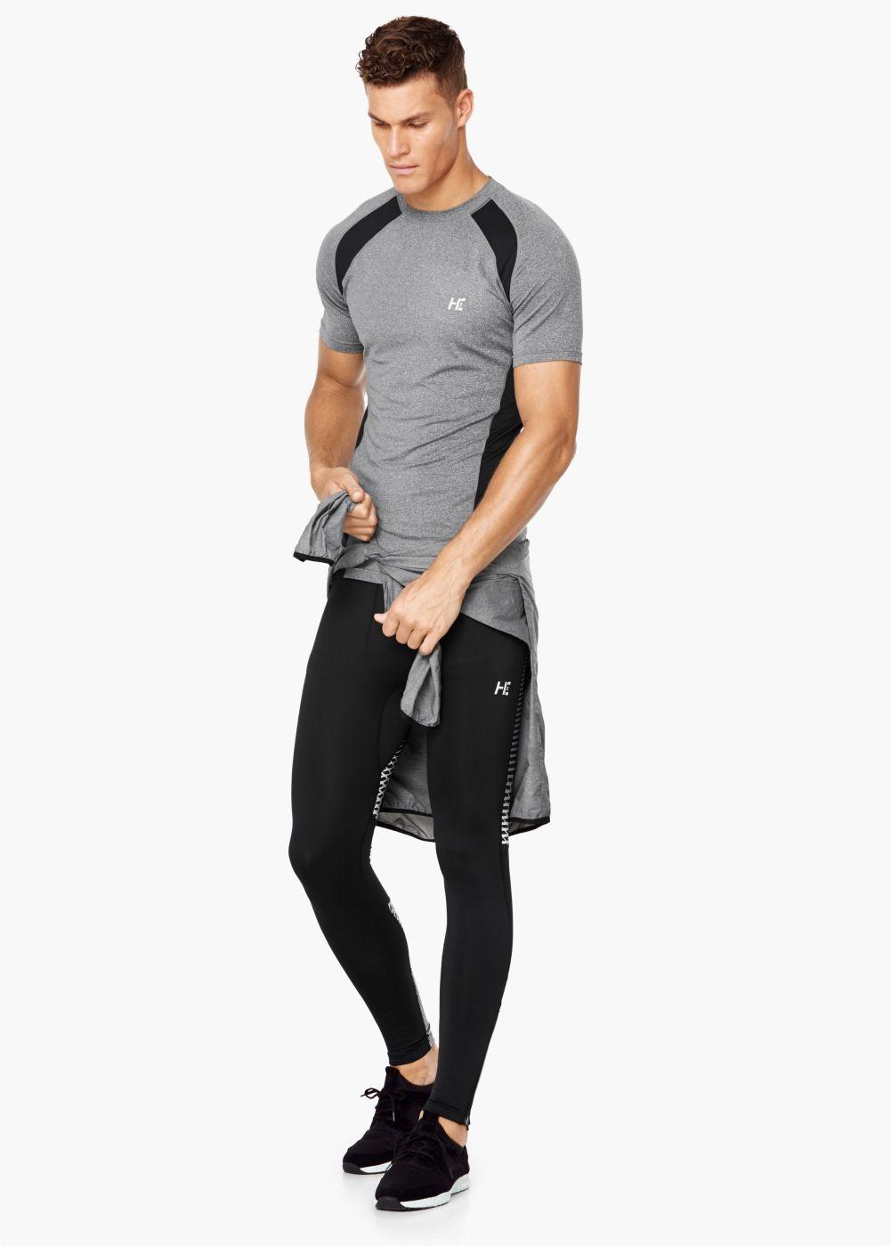 estética de lujo promoción especial venta caliente barato Camiseta técnica manga corta running - Hombre | Running en ...