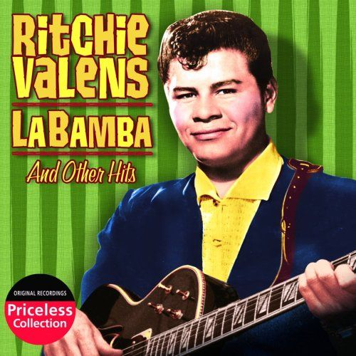 Ritchie Valens La Bamba & Other Hits Album Cover