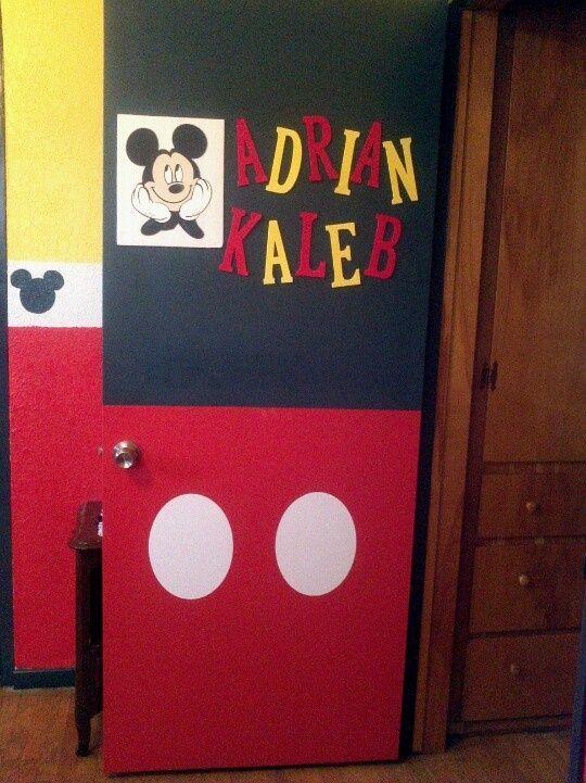 Toddler Chalkboard Wall Bedroom