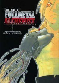 Art Book: FullMetal Alchemist Vol. 01