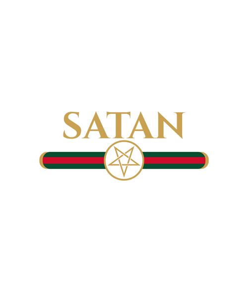 363eb2d55 Satan Gucci Parody T Shirt in 2019 | Graphic Tees | Shirts, Shirt ...