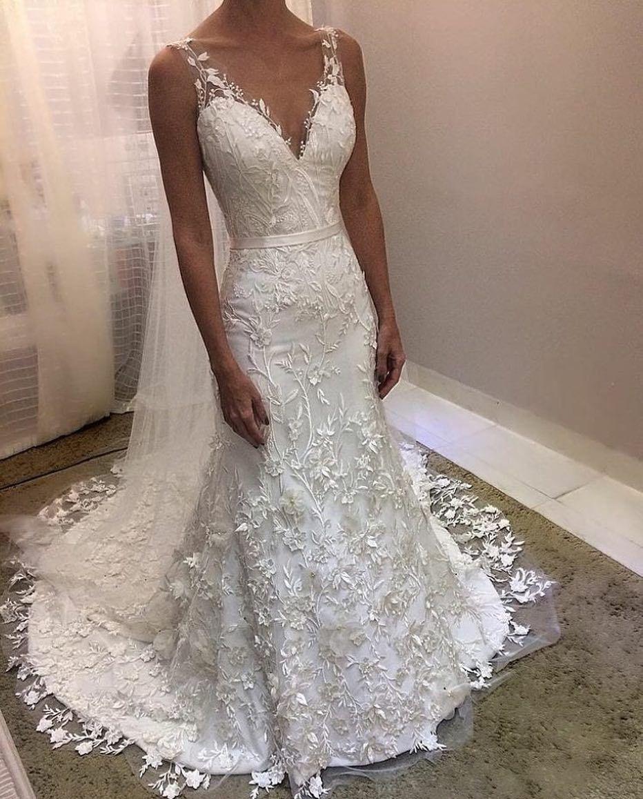 Sonhar C Vestido De Noiva | Testando Produtos Cosmeticos