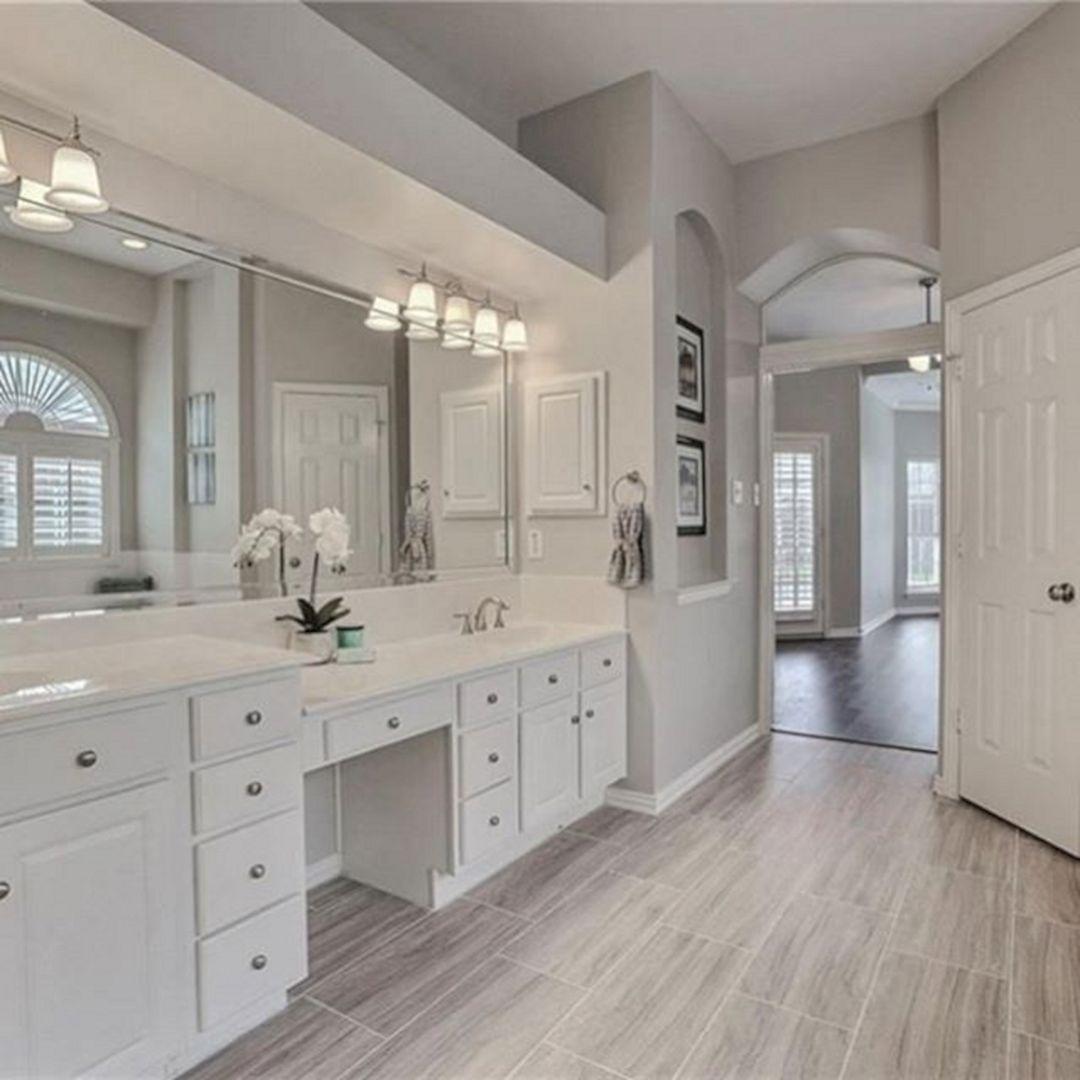 20 best diy master bathroom ideas remodel on a budget on bathroom renovation ideas diy id=11355