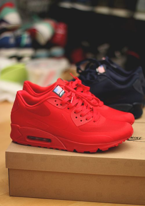 big sale 3d184 5a6c6 blvck-zoid  unstablefragments  Air Max 90 NM...   Trust No Man, Fear No  Bitch   via Tumblr