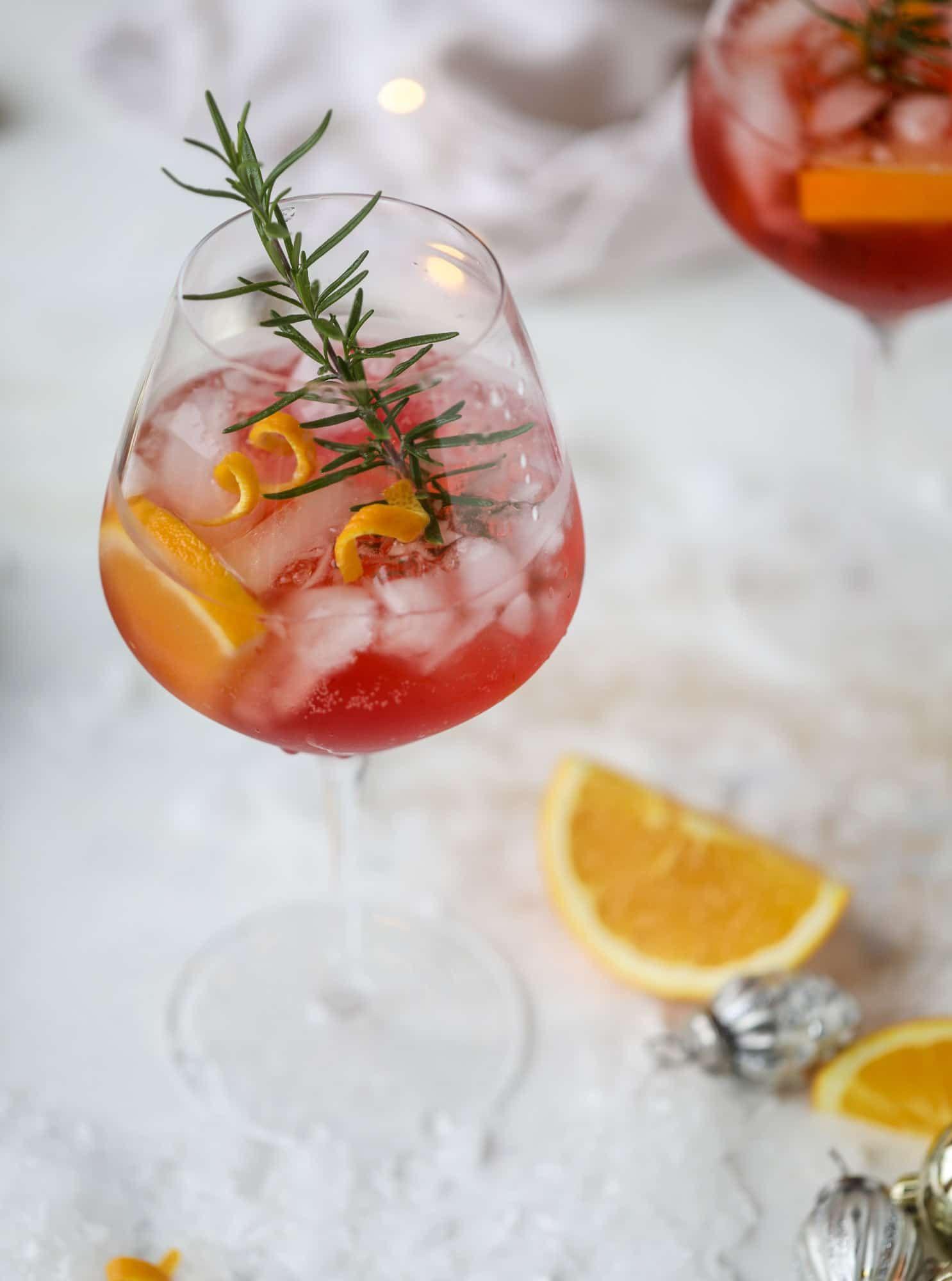 aperol spritz rezept mit sekt oder prosecco
