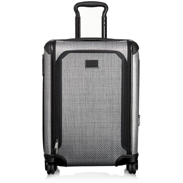 Tumi Tegra-Lite Max Continental Expandable Carry-On (2.355 BRL) ❤ liked on Polyvore featuring bags and luggage