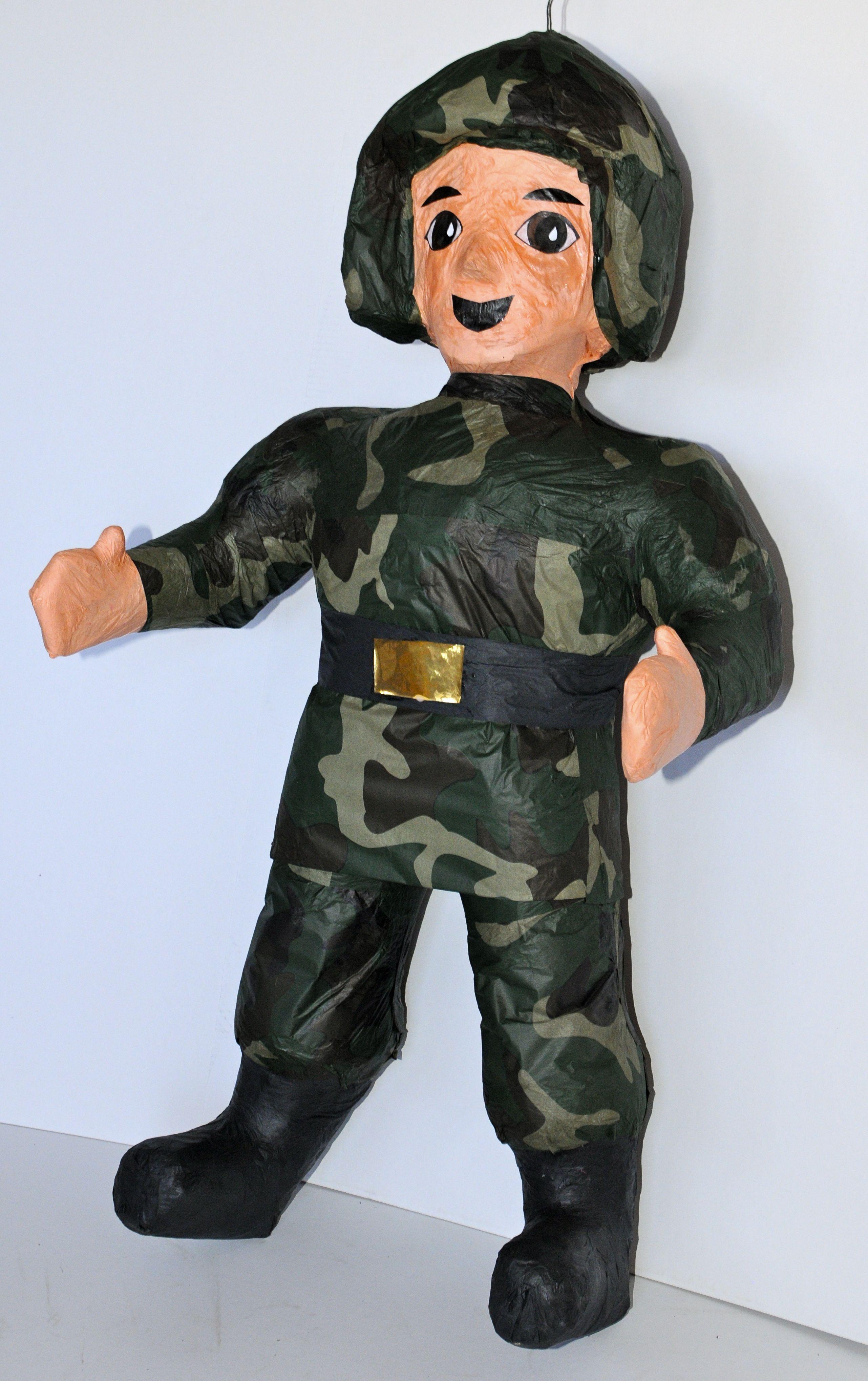 Army Soldier Pinata