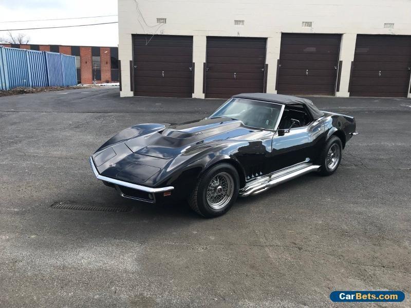 1969 Chevrolet Corvette Chevrolet Corvette Forsale