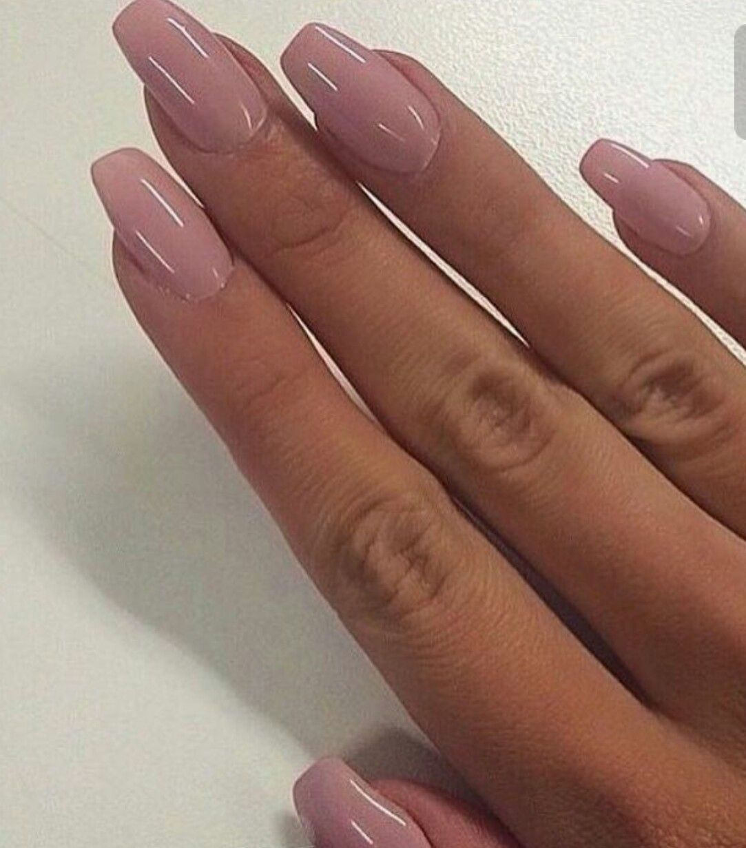 Mauve Nails❤ | Mr. & Mrs. Christopher | Pinterest | Mauve nails ...