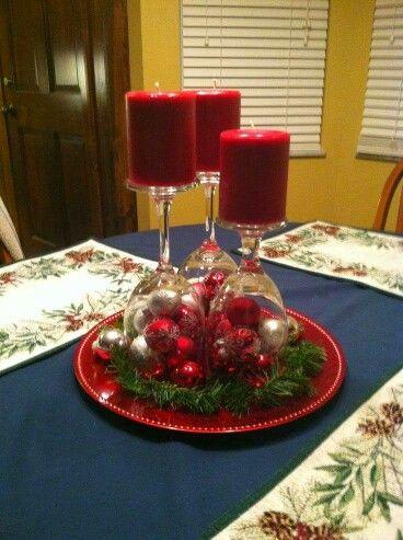 Candelas navideñas Weihnachtsideen Pinterest Christmas decor