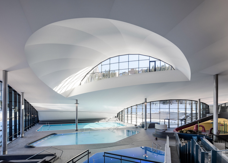 16 indoor swimming pools with incredible designs | indoor swimming