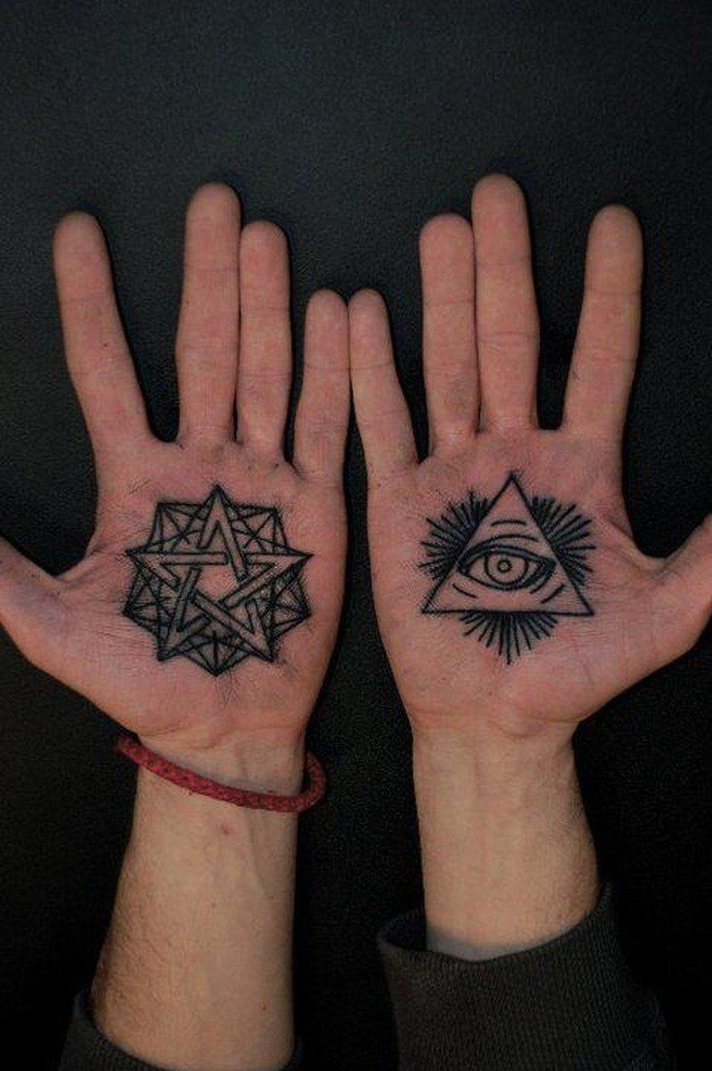 15 Ideas Para Tatuarte Las Manos Que Vas A Querer Hacerte Ahora