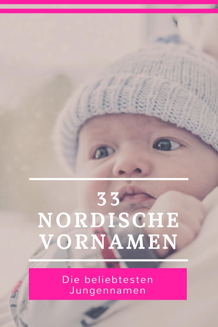 Nordische Jungennamen Mit J