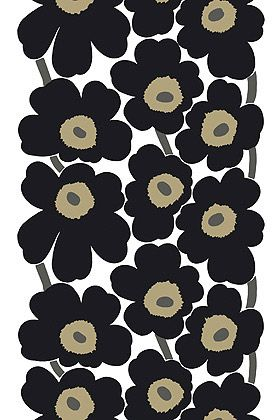 b786fb7252695 Love this iconic Unikko print from Marimekko. My bedding is made from this