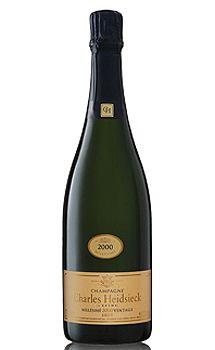 Charles Heidsieck Brut Vintage 2000 Champagne, $109.00 #champagne #valentine #gifts #1877spirits