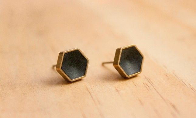 Hexi Earrings You Ll Feel Like A Kid Again When You Re Molding Your