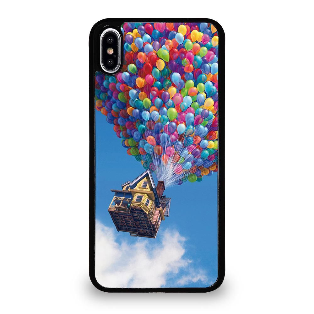 UP BALOON HOUSE iPhone XS Max Case Cover di 2020