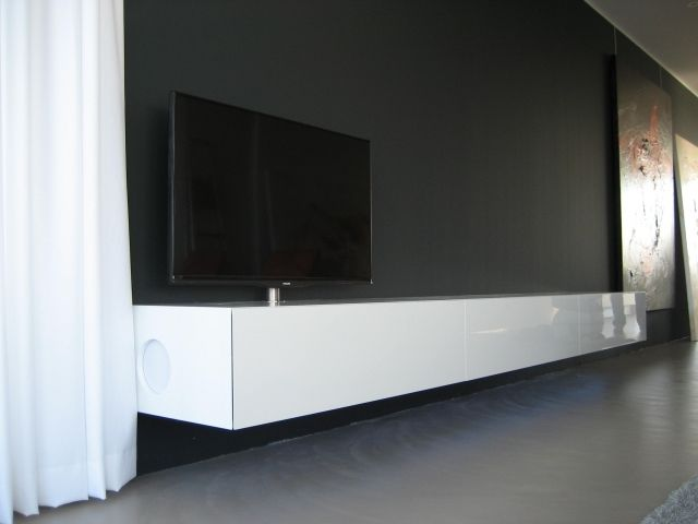 Spectral design tv meubel next kok wooncenter