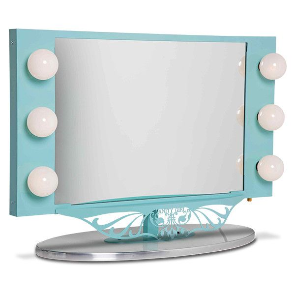 Starlet lighted vanity mirror 299 liked on polyvore featuring starlet lighted vanity mirror 299 liked on polyvore featuring home bed bath bath bath accessories mirrors filler lit makeup mirror li aloadofball Image collections