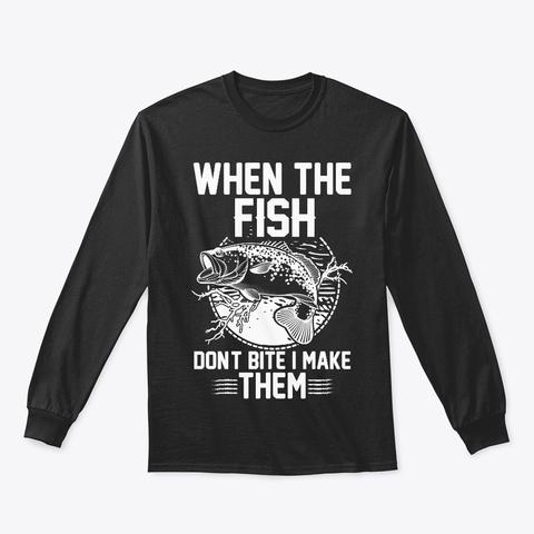 Ladies Funny Fisherman Fish T-Shirt  /'BITE ME/' Fishing Christmas Birthday Gift