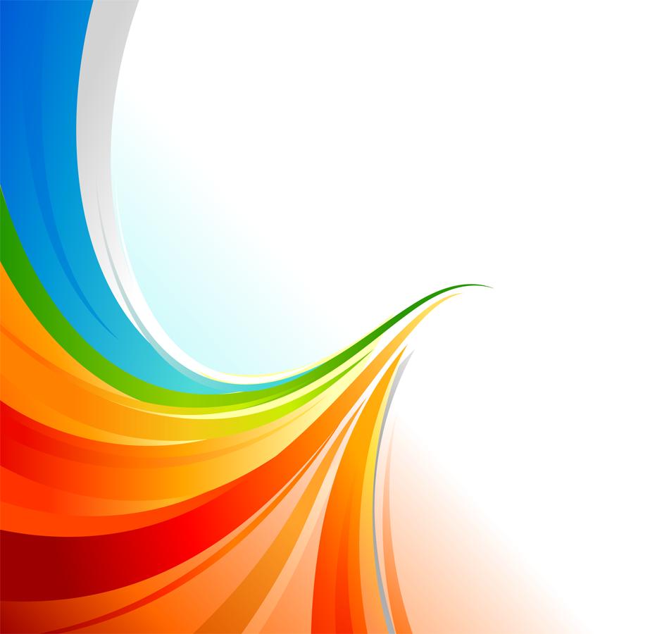 rainbow design | Membuat Link Pelangi | Pelangi, Spanduk ...