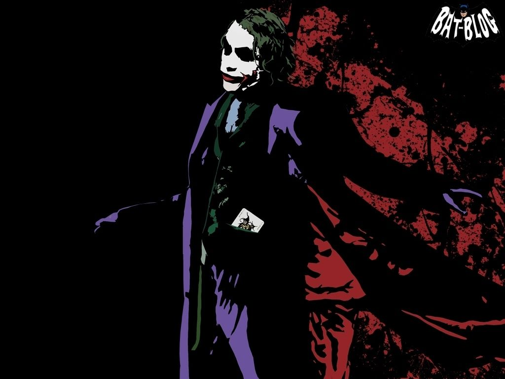 The Dark Knight HD Wallpapers and Backgrounds × The Joker