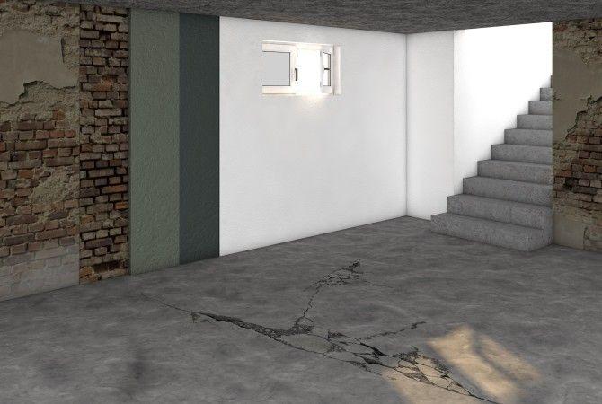 Kellerwand sanieren – Anleitung gegen feuchte Kellerwände: Plane Dein Projekt schnell und einfach online - Profi-Anleitung, Produktzusammenstellung und Mengenberechnung inklusive.