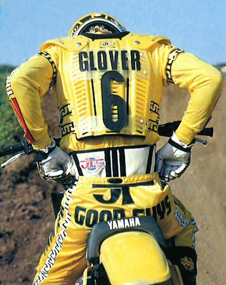 Broc Glover Motocross Legends Pinterest Motocross Dirt