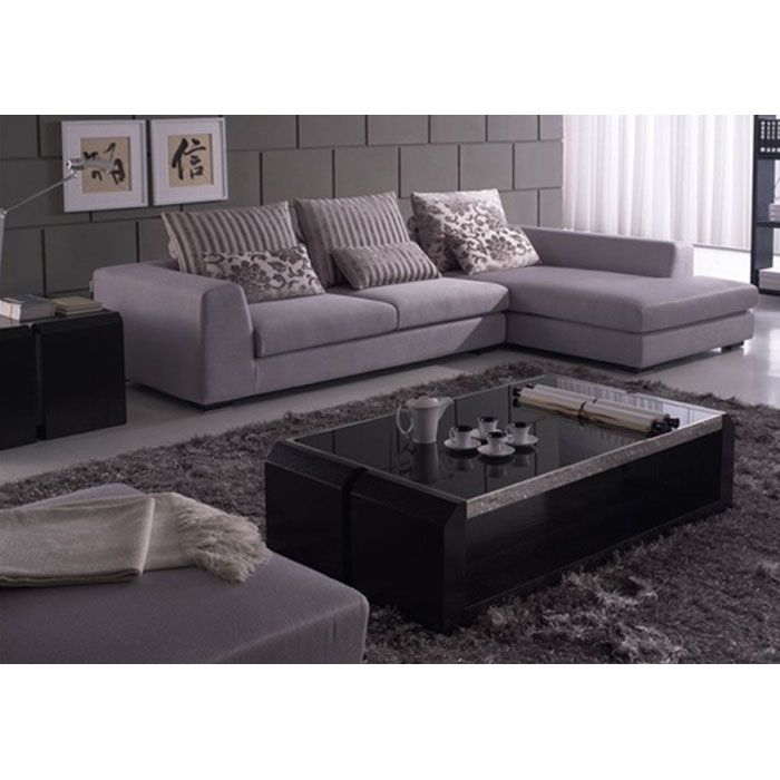 Fairlight Contemporary Microfiber Chaise Sectional Set Discovered At Www Dcgstores Com With Images Modern Sofa Sectional Modular Sectional Sofa Sofa Design