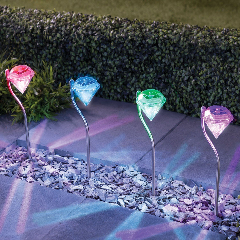 Luxury solar Powered Exterior Lights