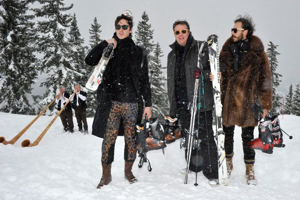 Oh My Gstaad: ASMALLWORLD Throws a Chic Snow Weekend