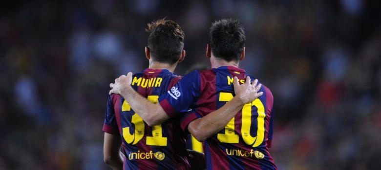 Así vivimos el FC Barcelona-APOEL
