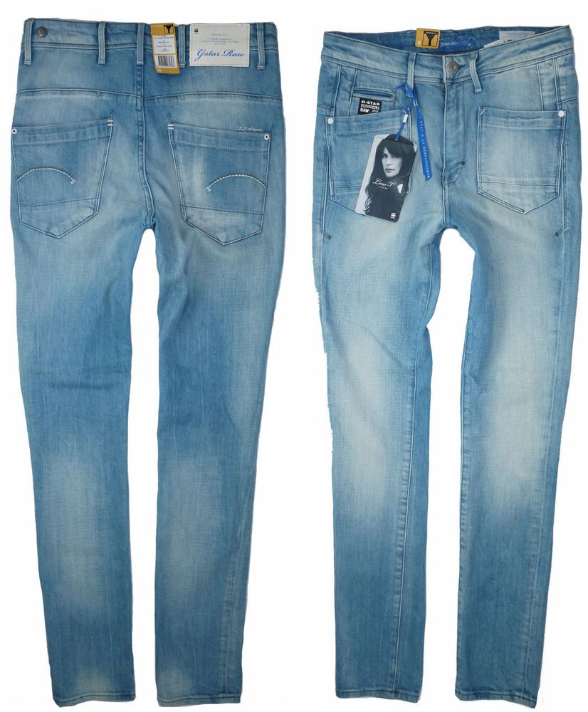 2ce138481b5 NEW G-STAR RAW W-25 L-32 LOW T LOOSE TAPERED JEANS | Jeans | Jeans ...