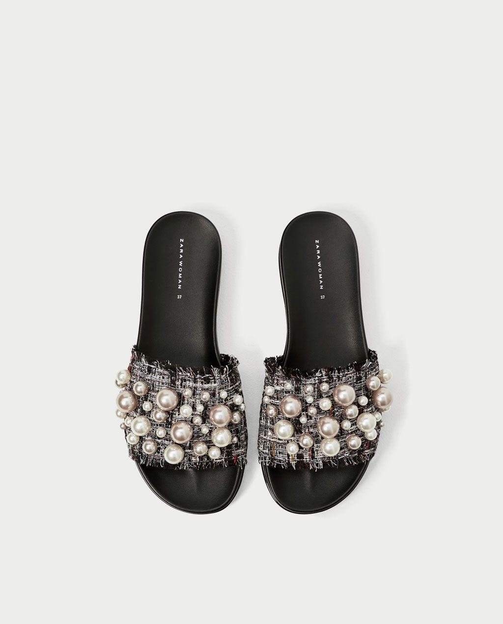 Pala Perlas Customizando Sapatos Customiza 231 227 O De