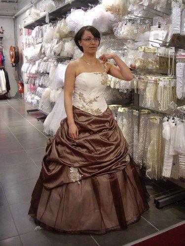 robes de mariée tati