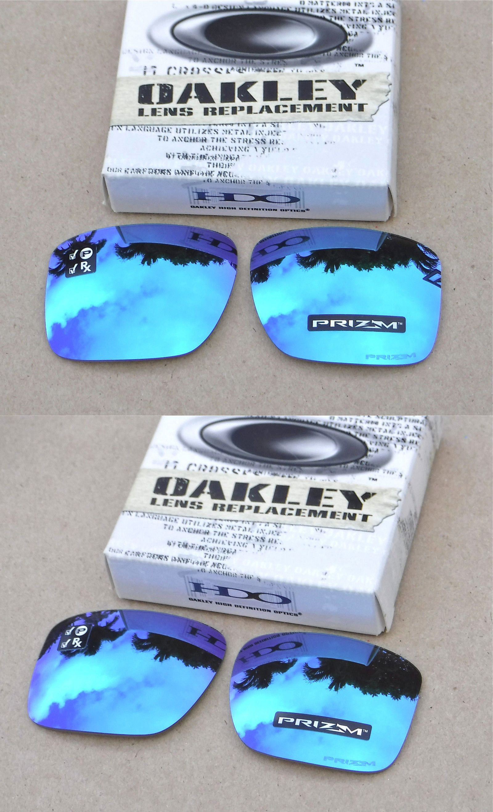 eb2995d2b3d Sunglasses and Sunglasses Accessories 179243  Nwot Oakley Holbrook Metal  Sunglasses Authentic Polarized Prizm Sapphire Lens -  BUY IT NOW ONLY    62.5 on ...