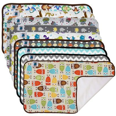 Planet Wise Designer Changing Pad - buybuyBaby.com
