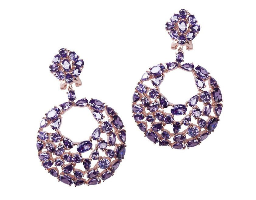 15 Nice Designs of Amethyst Earrings That Will Amaze You ...