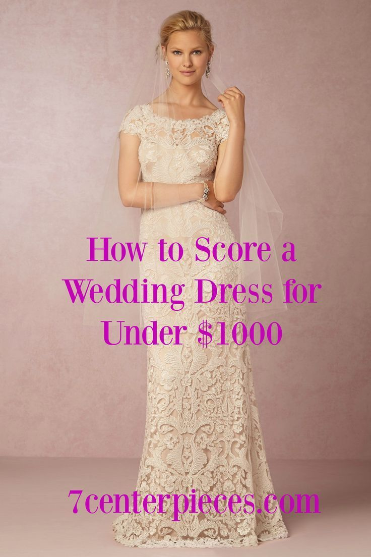 How to Buy a Stunning Wedding Dress Without Breaking the Bank