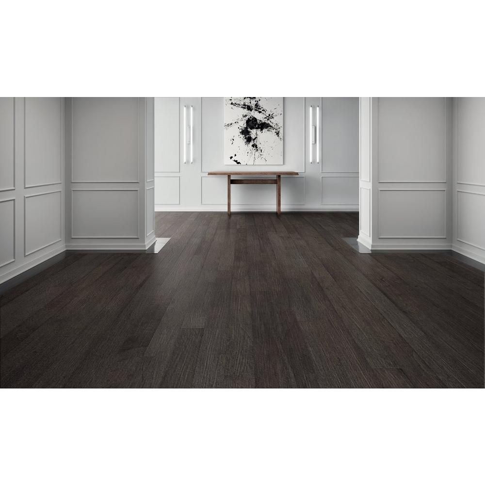 Curtiba Hickory Gray Engineered Hardwood Floor Decor Hardwood Floor Colors Wood Floors Wide Plank Living Room Hardwood Floors