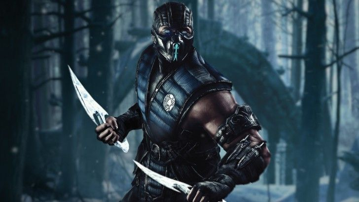 Download Sub Zero Wallpaper HD MKX 1920x1080