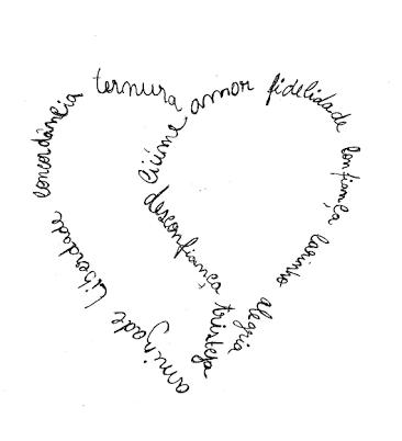 Resultado de imagem para poesia visual | Poemas concretos, Poesia ...
