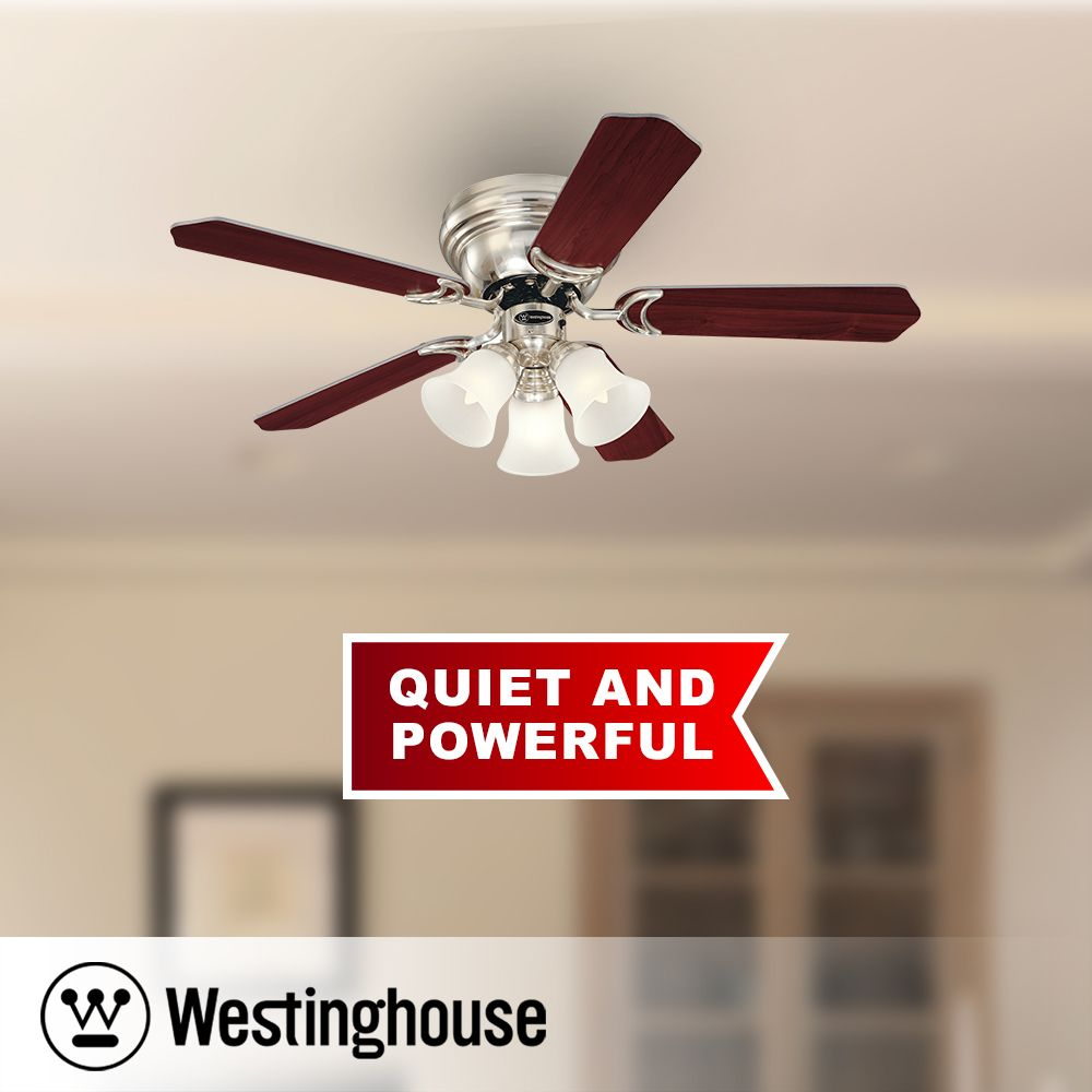 Westinghouse Ceiling Fans Are Powerful Circulating Fans That Are