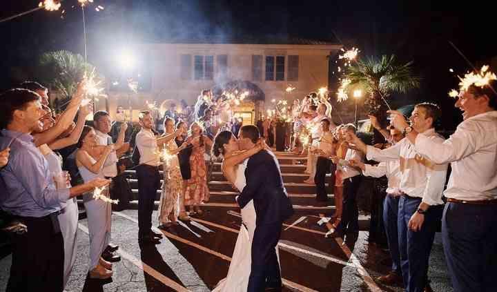 Vue On 30a Venue Santa Rosa Beach Fl Weddingwire Beach Wedding Setup Wedding Wire 30a Wedding