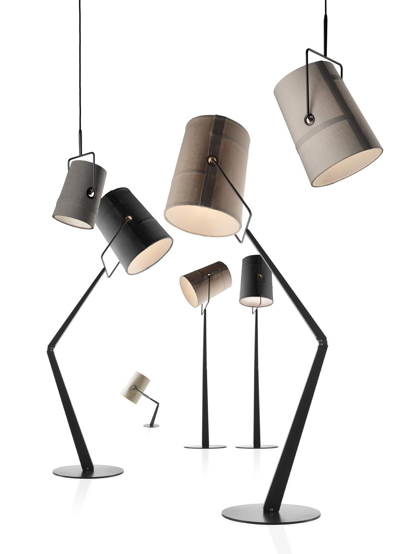 Blickfang Lampe Industriedesign Dekoration Von Diesel - Lighting - Fork