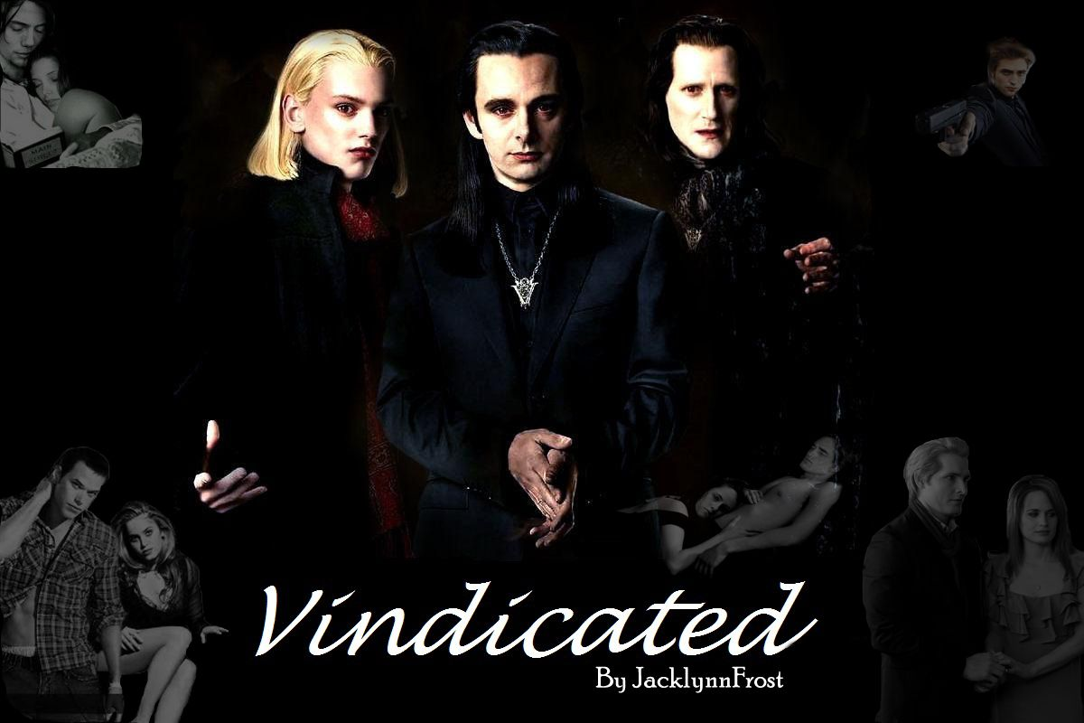 Vindicated by JacklynnFrost (Crime/Romance) - Very dark