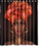 Photo of MULTIPLE Afrocentric Bathroom Shower Curtains – Pro Black Home Decorations / Decor
