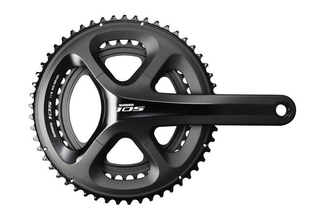 Shimano 105 compact chainset